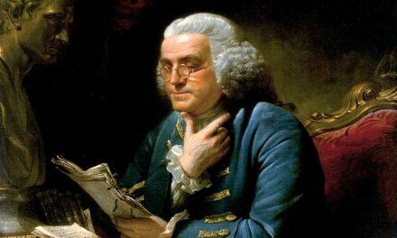 Trece hábitos de Benjamín Franklin