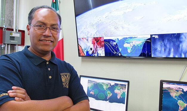 Mexicano tripula en Latinoamérica su primera misión de espacial