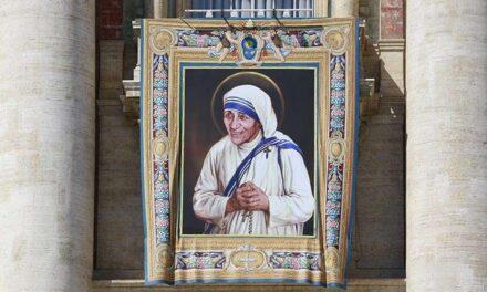 Se cumplen 4 años de la canonización de la Madre Teresa de Calcuta