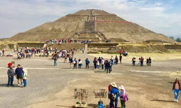 INAH reabrirá zonas arqueológicas con extremas medidas sanitarias