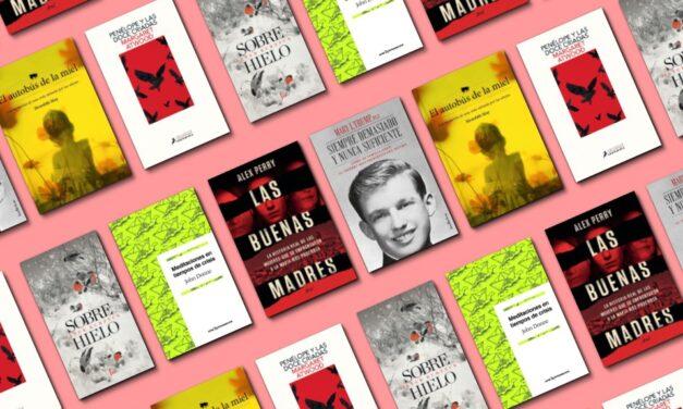 Recomendamos estas seis obras literarias para este mes de septiembre