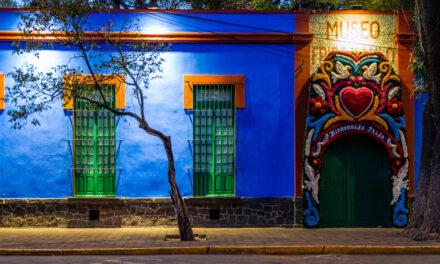 Museo Frida Kahlo reabrió sus puertas al público.