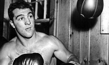 La Leyenda del ganador eterno, Rocky Marciano
