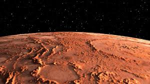 Con Inteligencia Artificial de la NASA Descubren Cráteres en Marte
