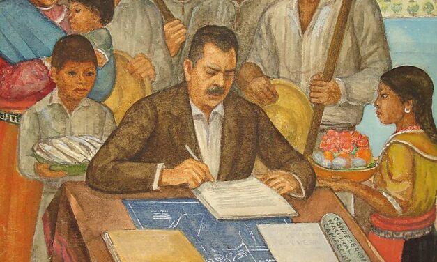 Reconocen a Lázaro Cárdenas del Río como promotor cultural