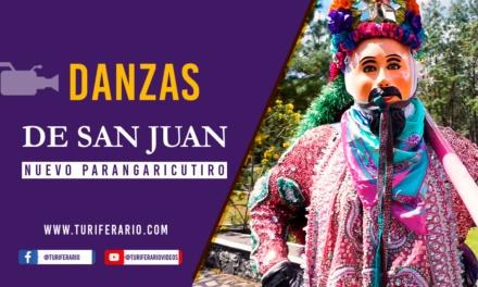 VIDEO: Danzas de San Juan Nuevo Parangaricutiro