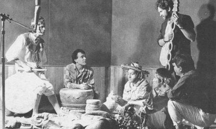 Jorge Reyes: El Uruapense que se convirtió en referente de la música con instrumentos de origen arqueológico.