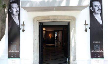 Promueven he inician con museo en honor a Lázaro Cárdenas