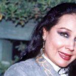 Murió la actriz y cantante Flor Silvestre