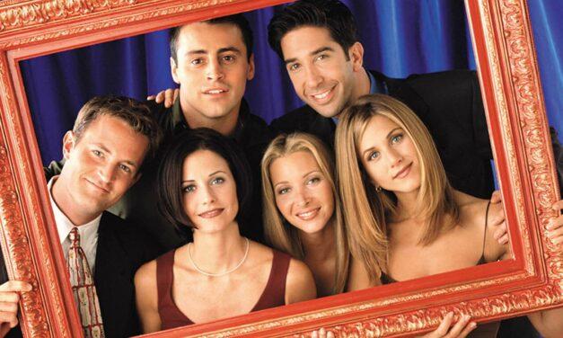 Matthew Perry anuncia la fecha de la reunión de 'Friends'