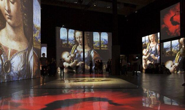 Leonardo Da Vinci llega a Puebla con 200 piezas