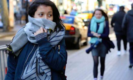 Condiciones de frío en las próximas horas en Michoacán