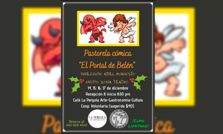 Pastorela Cómica «El Portal de Belén»