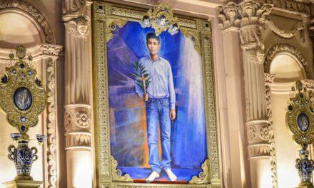 José Sánchez del Río, el pequeño mártir y santo de Michoacán.