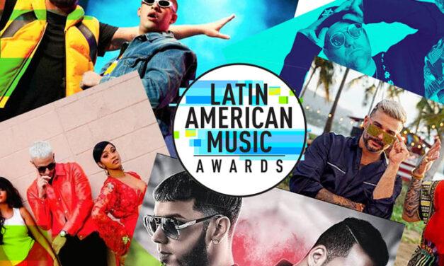 Regresan los Latin American Music Awards tras pausa en 2020 por la COVID-19