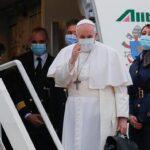El Papa Francisco concluye su histórico viaje a Irak y vuelve a Roma
