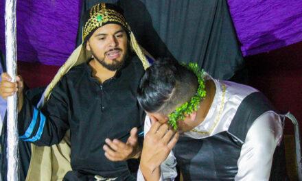 Viacrucis de La Mora llevará a cabo sus representaciones Online