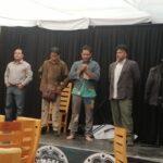 Con «Monte Calvo» Zona Teatro regresa a los escenarios en el Día del Teatro