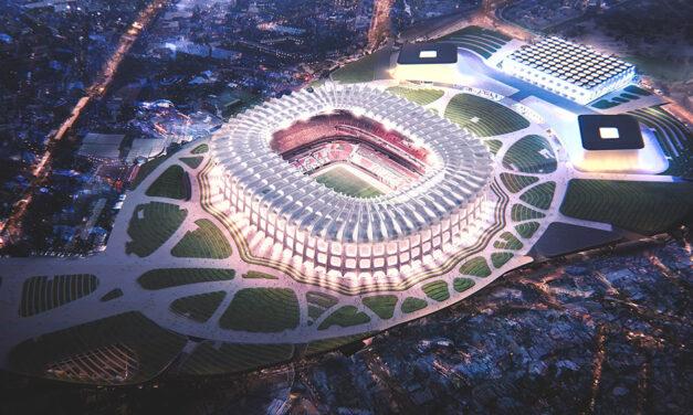 Estadio Azteca comercializa su nombre para estrenar centro comercial y hotel de lujo en su interior