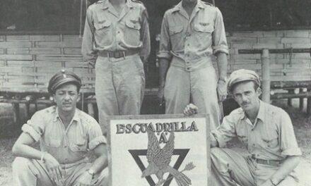Los pilotos mexicanos que combatieron a los japoneses, ¿qué sabes del Escuadrón 201?