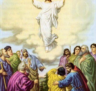 ¿Sabes qué se celebra en la fiesta de la Ascensión? Obispo responde