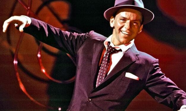 Hoy se cumplen 24 años de la muerte de Frank Sinatra, la voz del sueño americano