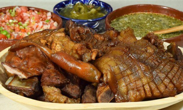 Carnitas Michoacanas, receta y origen