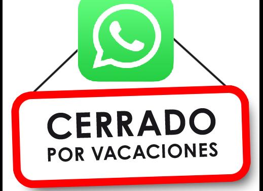WhatsApp lanzará su 'modo vacaciones', ¿Suficiente para olvidar problemas de privacidad?