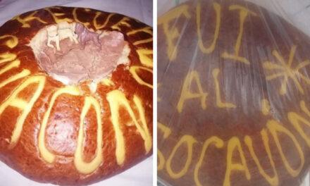 Ingenio mexicano: crean pan en honor al socavón de Puebla