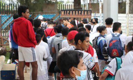 Michoacán FC Visorías en Sahuayo