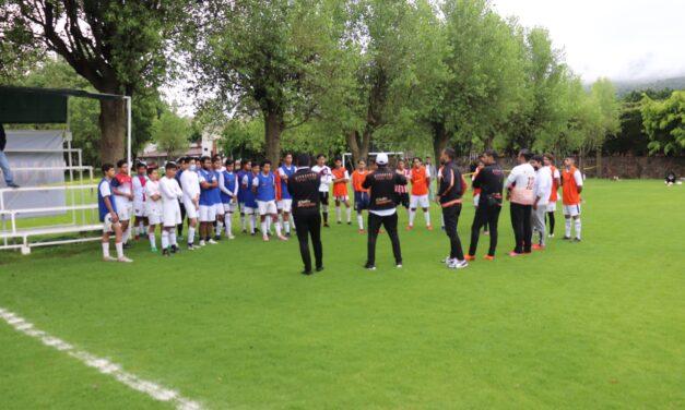 Michoacán FC Visorías en Zamora