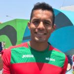 Isaac Palma representando a Michoacán en los Juegos Olímpicos