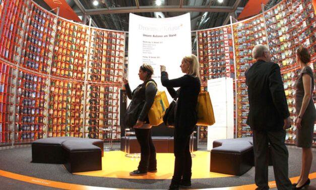 Feria de del Libro de Francfort será híbrida con evento presenciales y virtuales