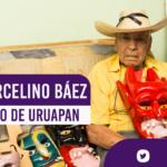 Don Marcelino Báez, Artesano de Uruapan