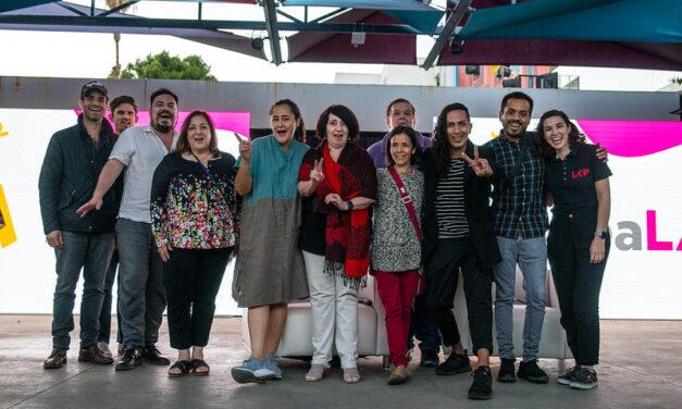 Concluyó con éxito actividades del Festival Literario y de las Ideas LéaLA