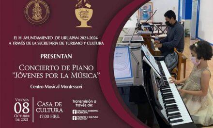 Concierto «Jóvenes por la música»