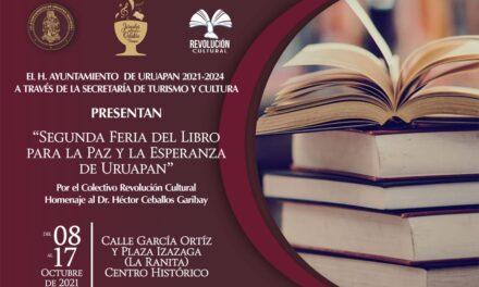 Segunda Feria del Libro para la Paz y la Esperanza