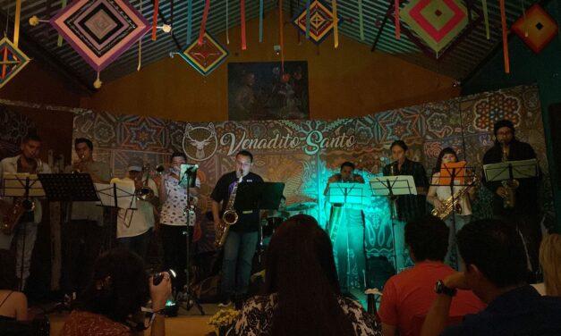 Exitoso concierto de la Brash Band en Uruapan