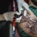Déjate rayar. Expo Tatuaje Morelia